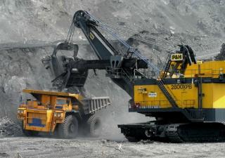 МЭР: добыча угля в РФ