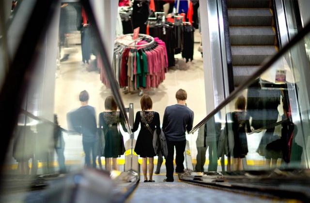 Уверенность потребителей