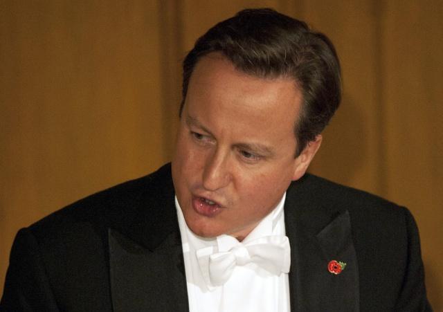 Кэмерон: Лондон не место