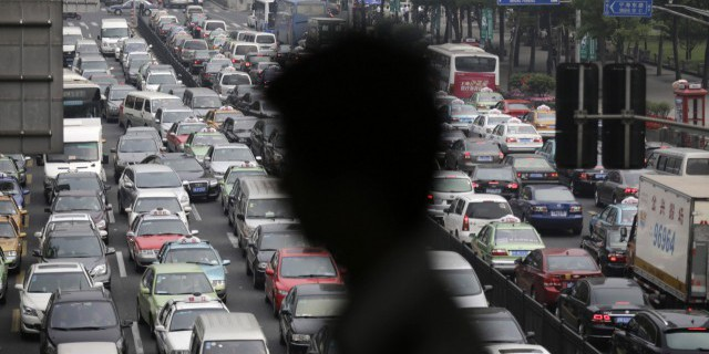 Продажи авто в Китае