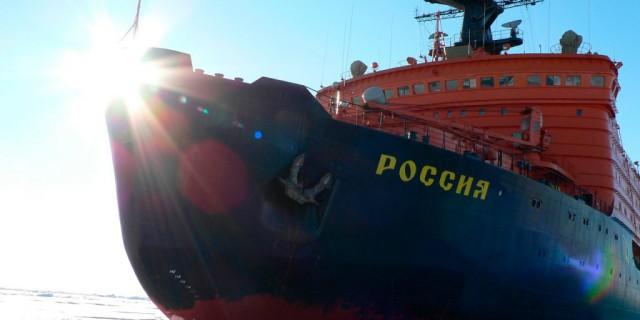 Россия в Арктике: битва