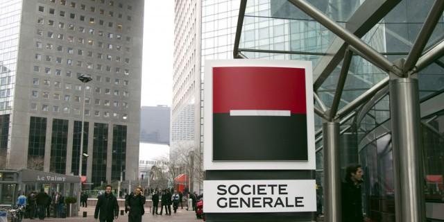 Прибыль Societe Generale