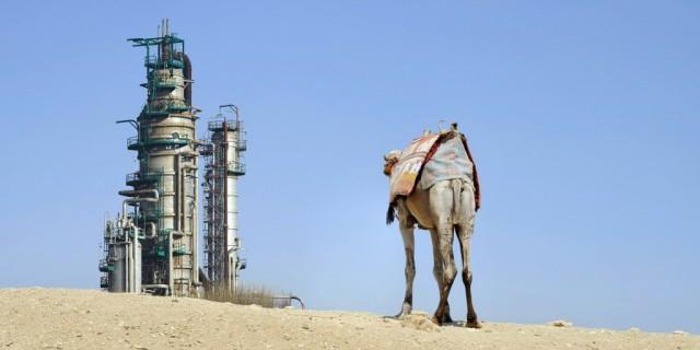 Американская нефть может