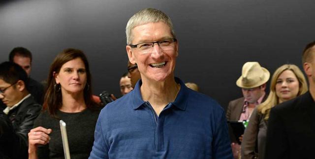 Сколько тратит Apple на