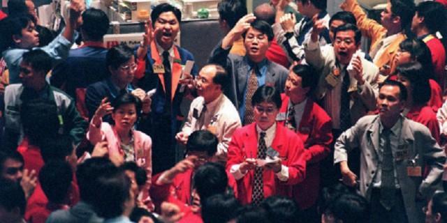 Азия вернулась в 1998 год
