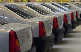 Продажи автомобилей в РФ