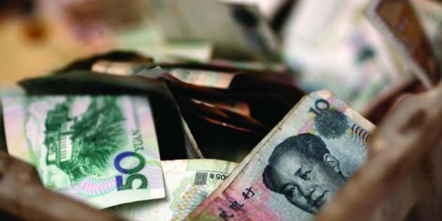 Девальвация юаня: Китай
