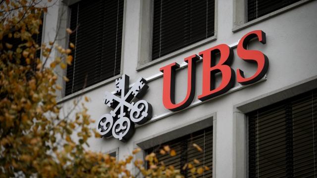 UBS: золотой век