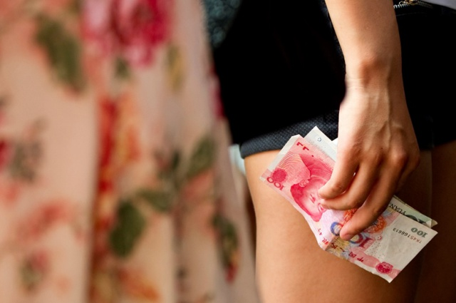 Девальвация юаня может