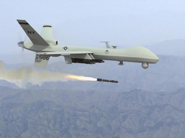 Пентагон отправит дроны