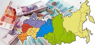 Fitch:бюджеты регионов