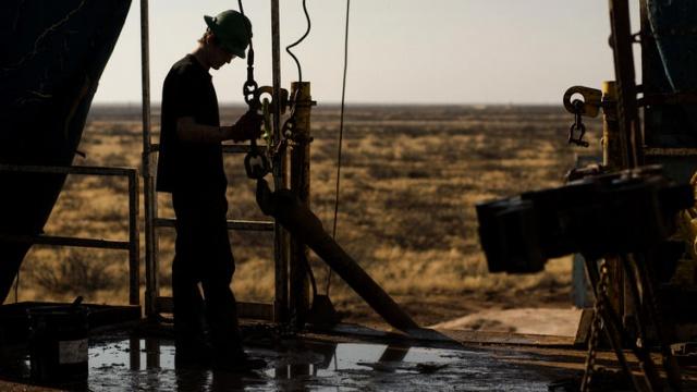 Нефть марки Brent упала