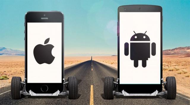 Apple и Google: