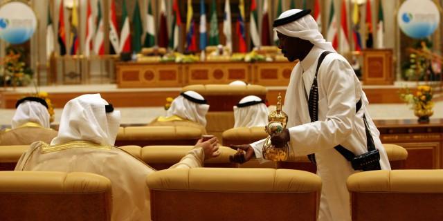 Саудовской Аравии грозит
