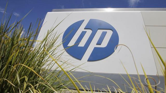 Hewlett-Packard: акции