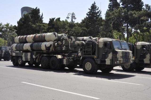 МИД: С-300 защитит