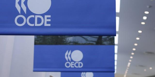 Рост ВВП стран ОЭСР