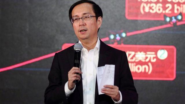 CEO Alibaba: не