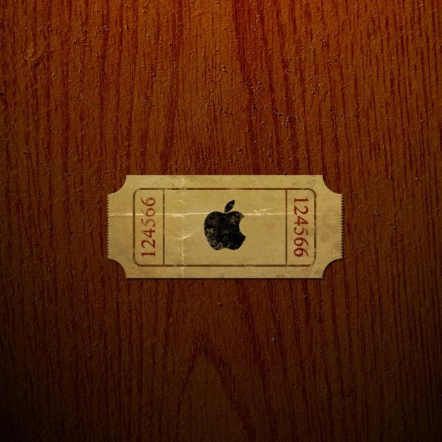 Apple отправилась