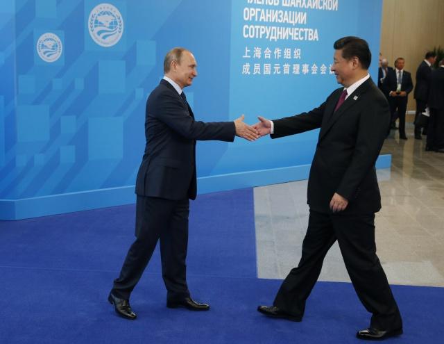 Россия и Китай: взгляд с