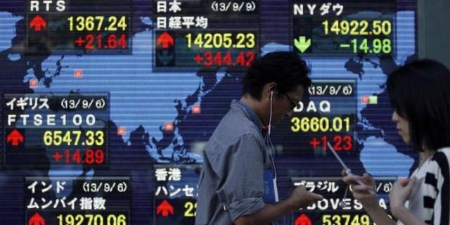 Инвесторы продают акции