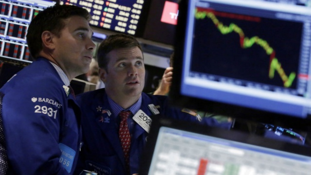 Рынки акций упали на