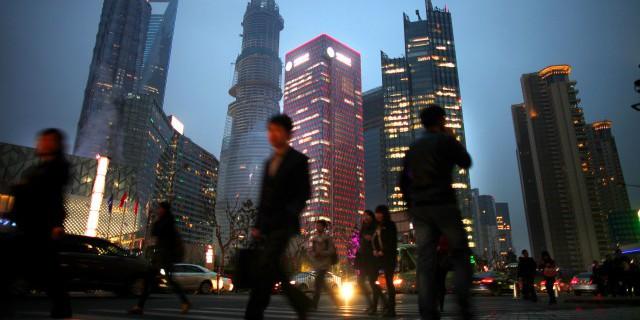 Китай понизил показатель