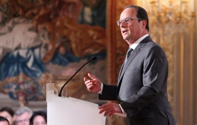 Олланд: Франция выступит