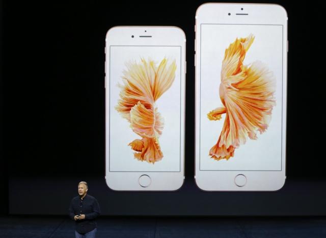 Apple представила новые