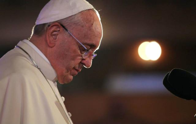 Папа Франциск едет в США