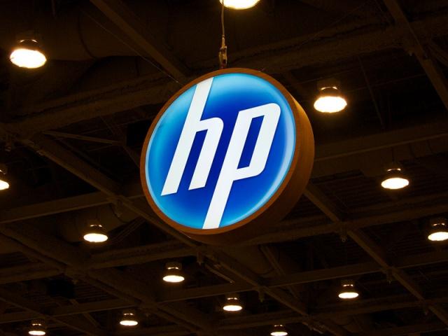 HP - новый лидер на