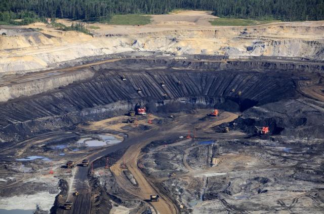 Канадские нефтяники: