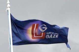 Латвия разделит газовую