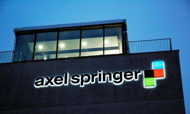 Axel Springer продал