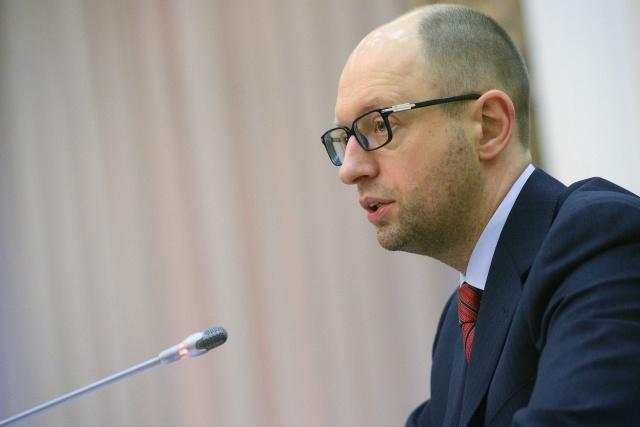 Яценюк:  quot;Газпром