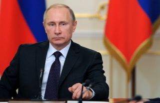 Путин: дефицит бюджета