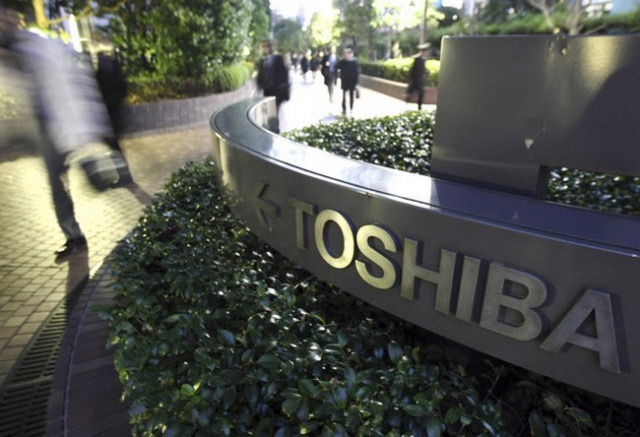 Toshiba вынуждена