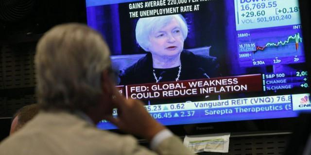 Рынок испугался за