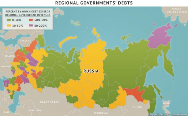 Региональные дефолты: