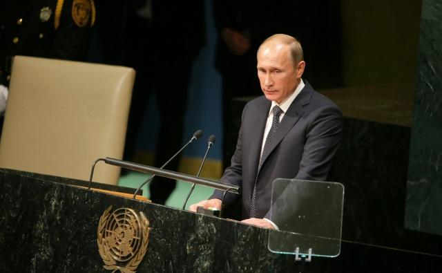 Путин: кризисы на