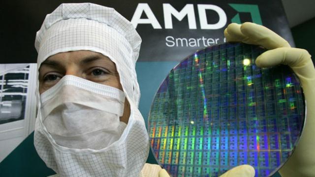 Сделка AMD с очередным