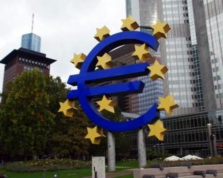 Потребцены в еврозоне