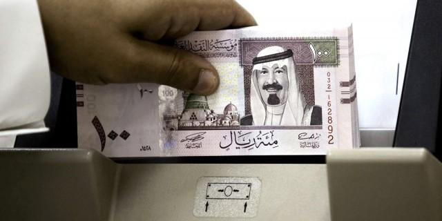 Саудиты выводят деньги