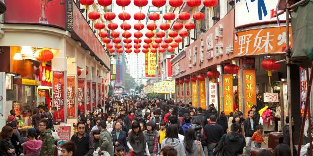 Бум потребления в Китае