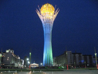 Нацбанк Казахстана резко