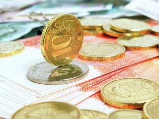 Рубль при открытии упал: