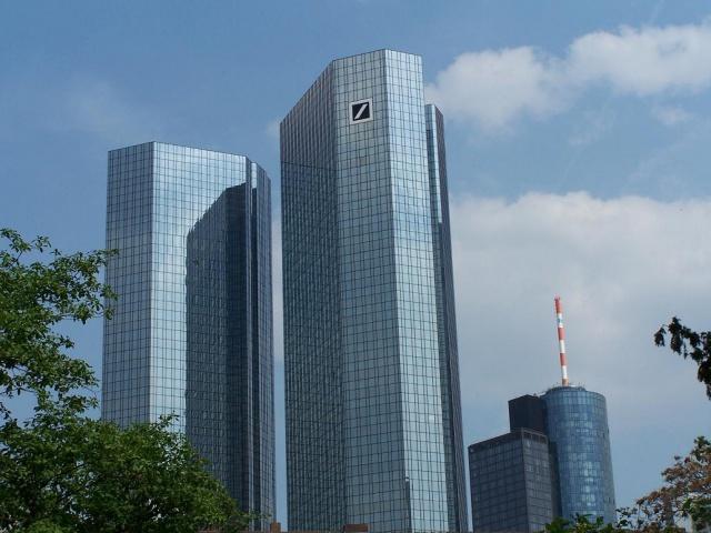 Почему Deutsche Bank так