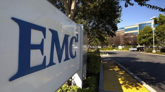 Dell покупает EMC за $67