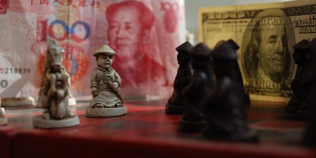 Щедрость Китая может