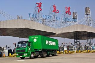 Импорт Китая снижается